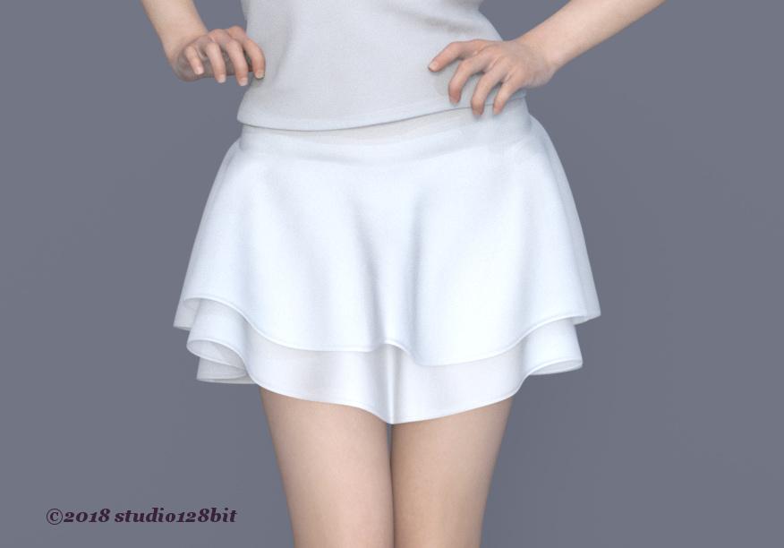 純少女 美少女 Yuka Take11i スカート