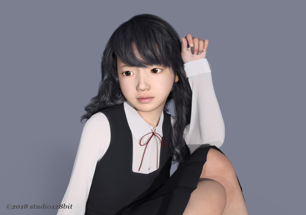 純少女 美少女 Yuka Take14b2