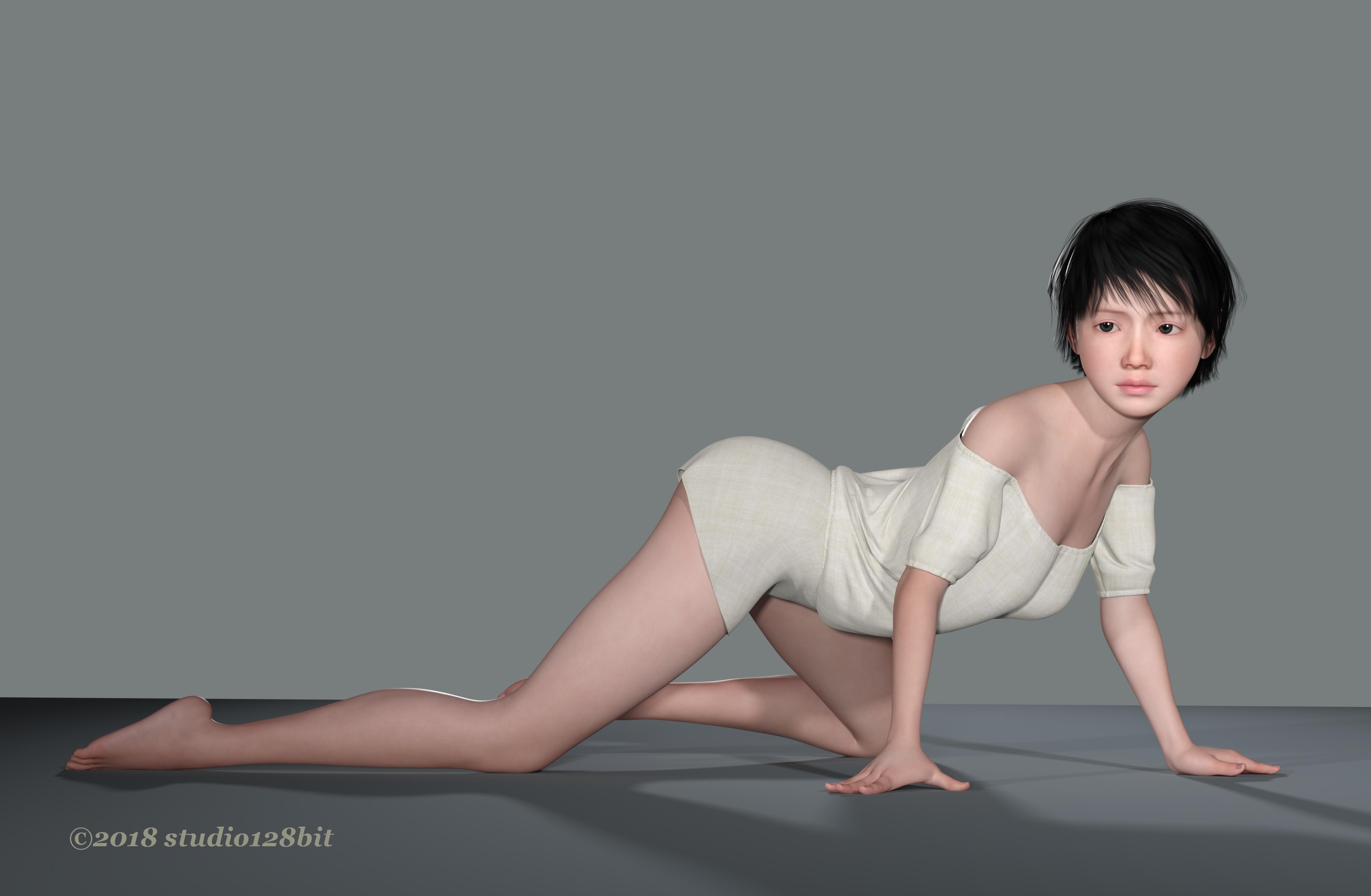 3DCG 純少女 美少女 Take10 No.3