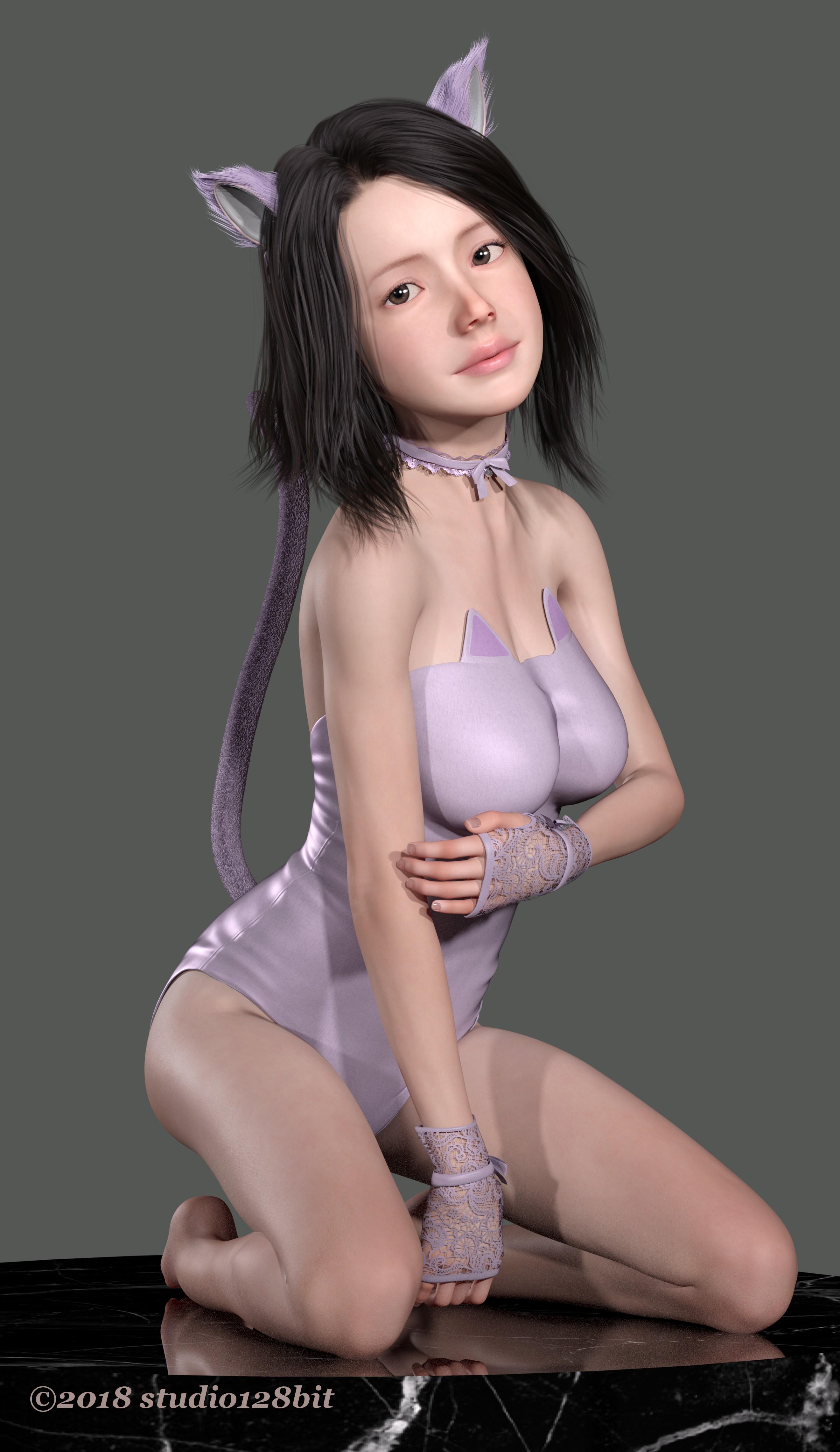 3DCG 純少女 美少女 Take26 No.1