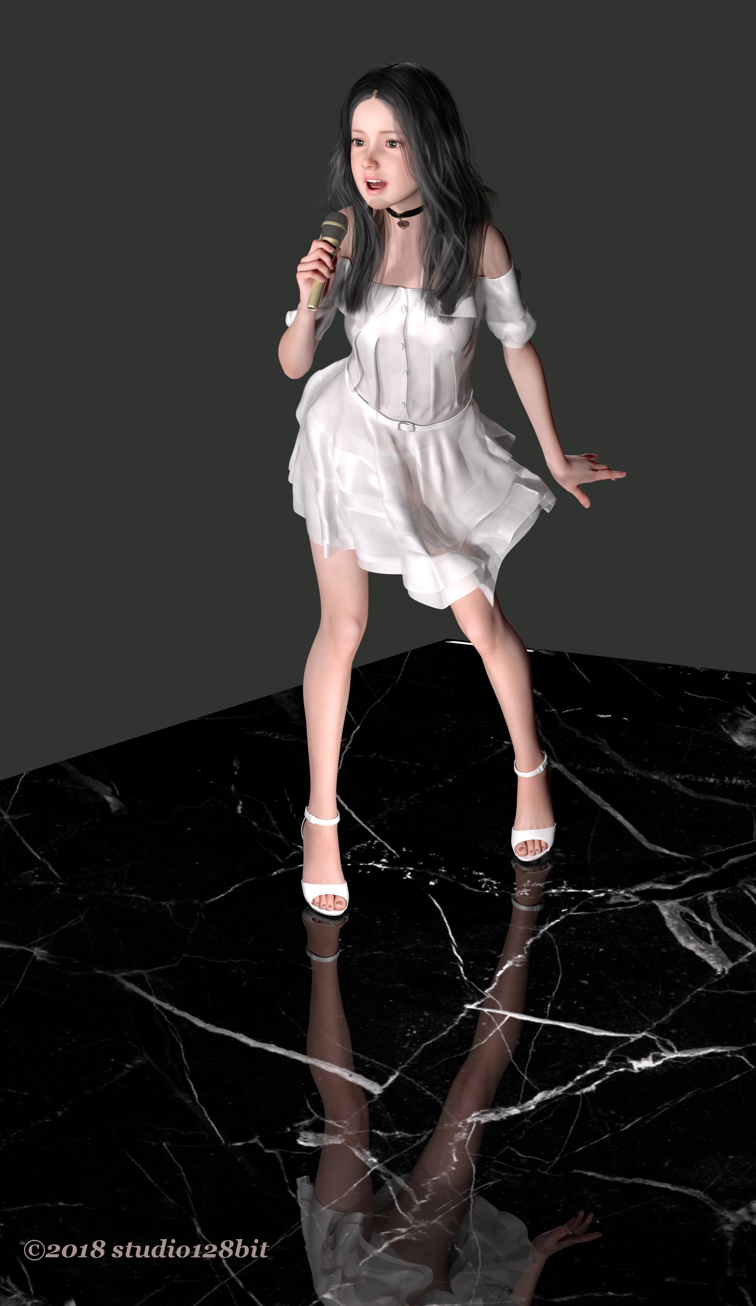 3DCG 純少女 Take27-6